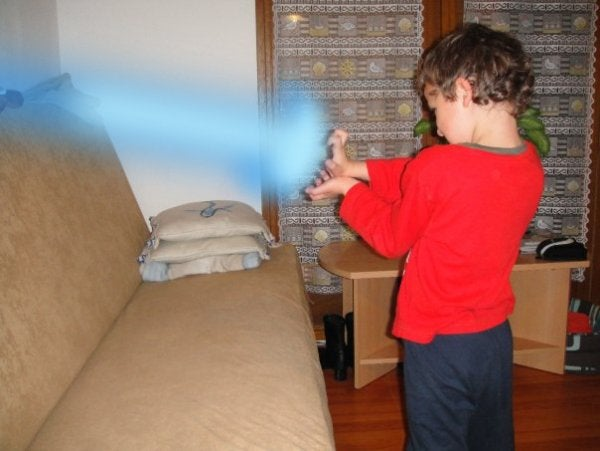 How to Make Kameha Effect on Pictures / Comment Faire L'effet Kameha Sur Des Photos