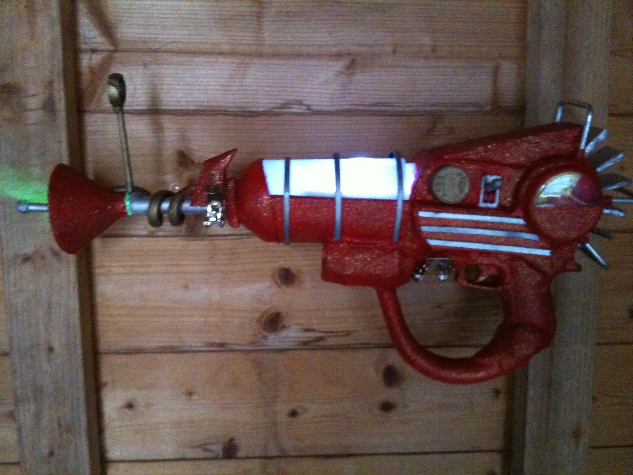 Porter's Ray Gun ( Cod)
