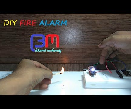 Diy Fire Alarm