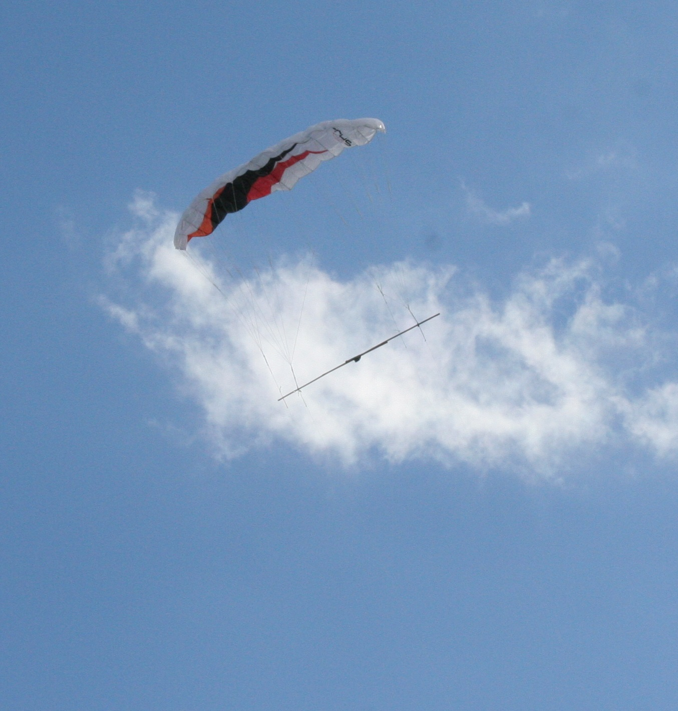 Really easy aerial video from kites