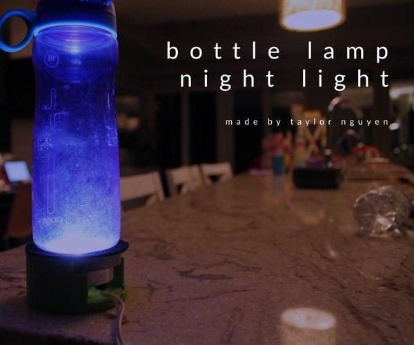 Bottle Lamp Night Light