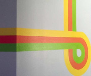 Painting Lines and Circles