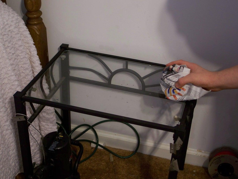 Step Three: the Nightstand