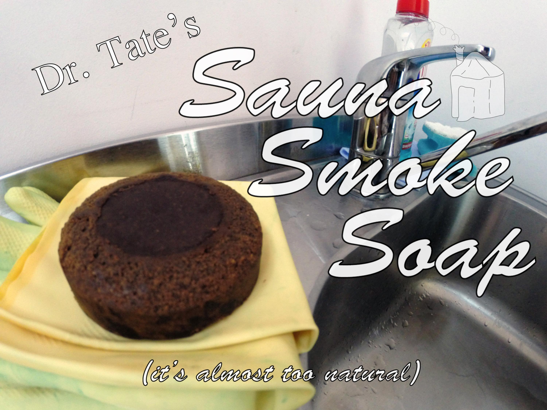 Sauna Smoke Soap