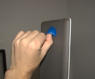 Make a Thumb Hanger for Your Nook With Sugru