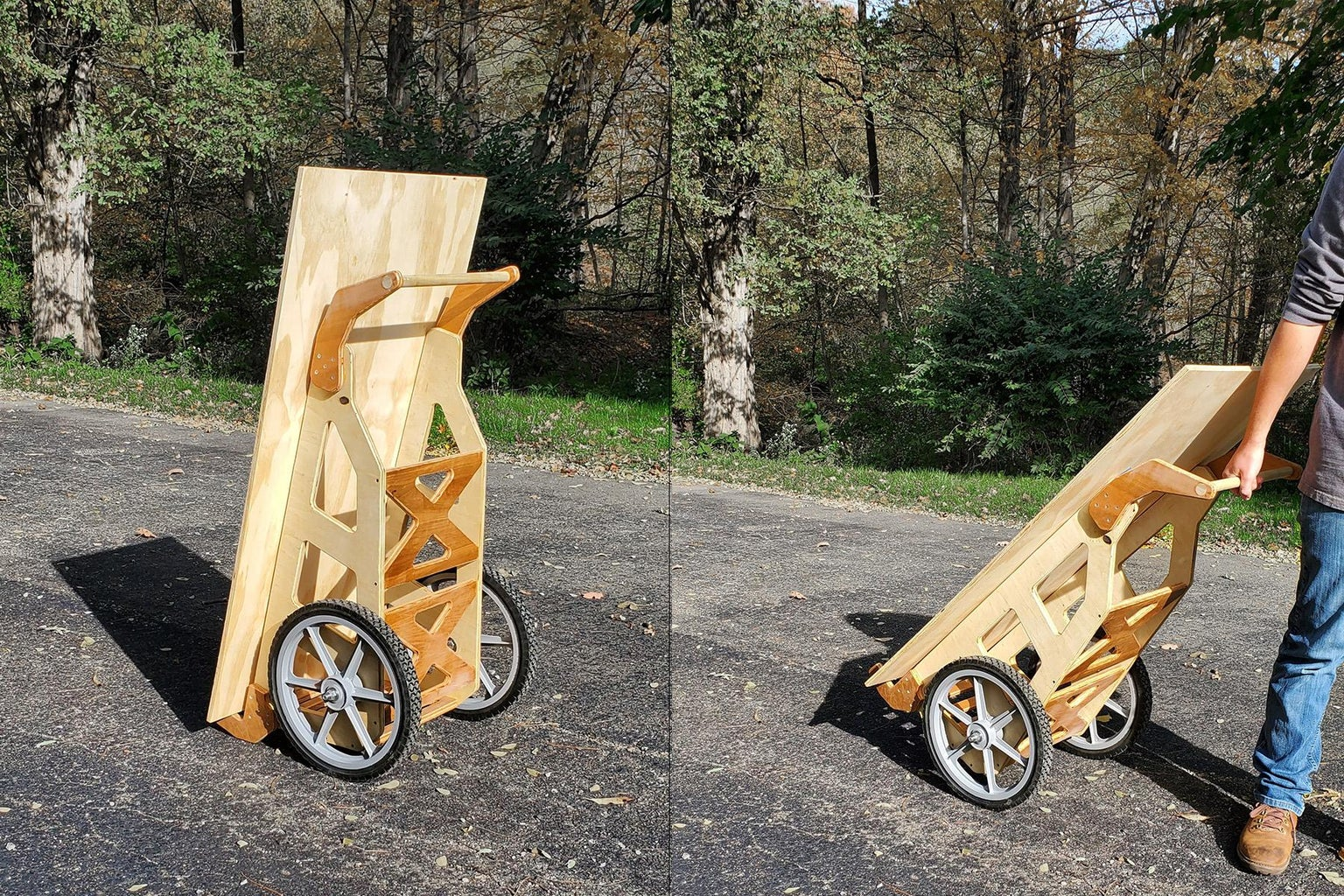 All Purpose Shop Cart