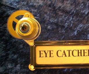 Steampunked Eye-catcher