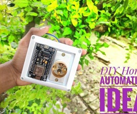 DIY Home Automation System