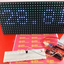 Display Temperature on P10 LED Display Module Using Arduino