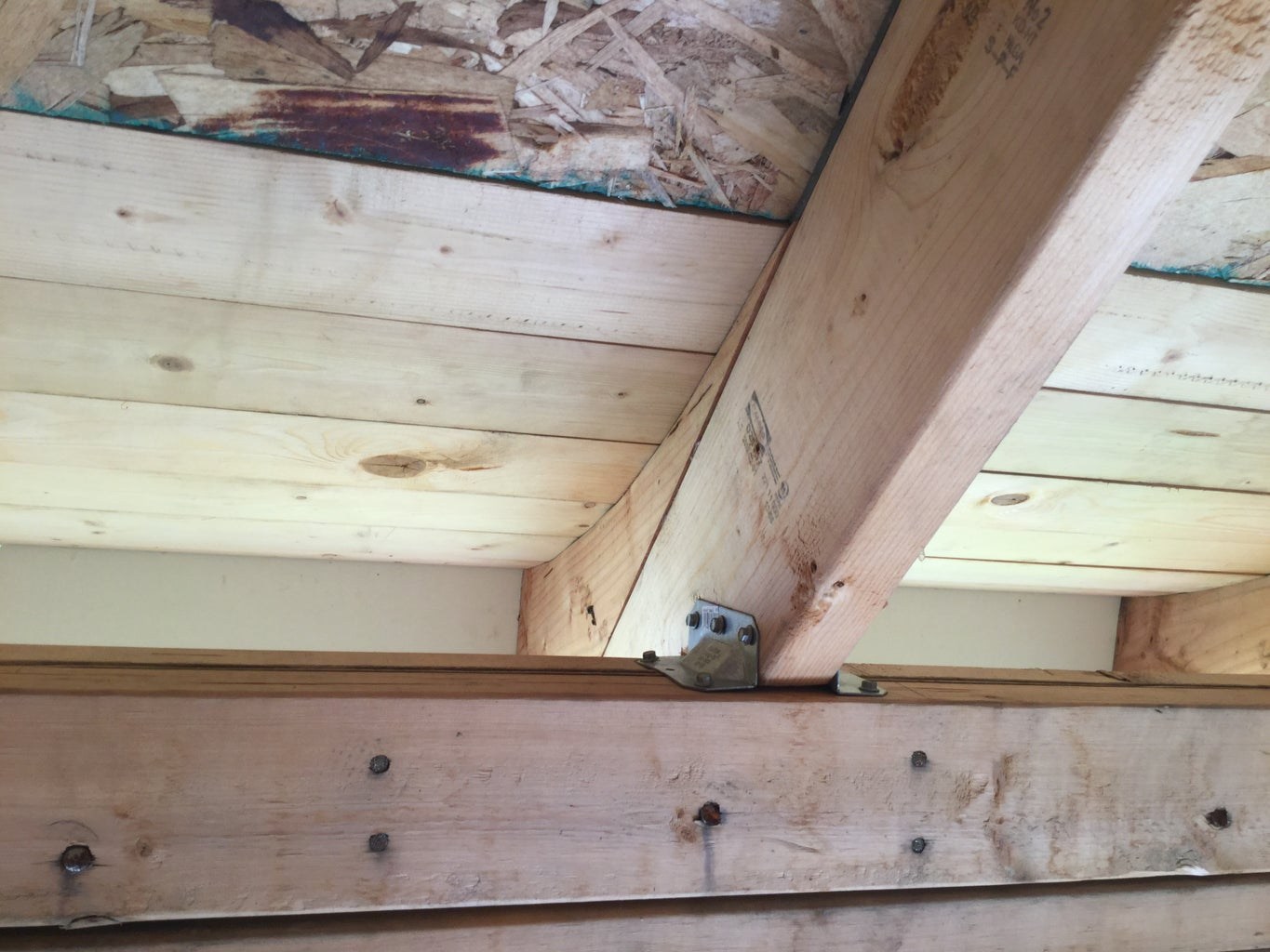 Setting the Remaining Rafters