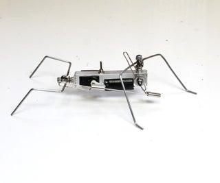 Walking Robot Using 1 Servo Motor