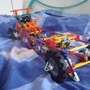 Knex EDF powered RC  car!