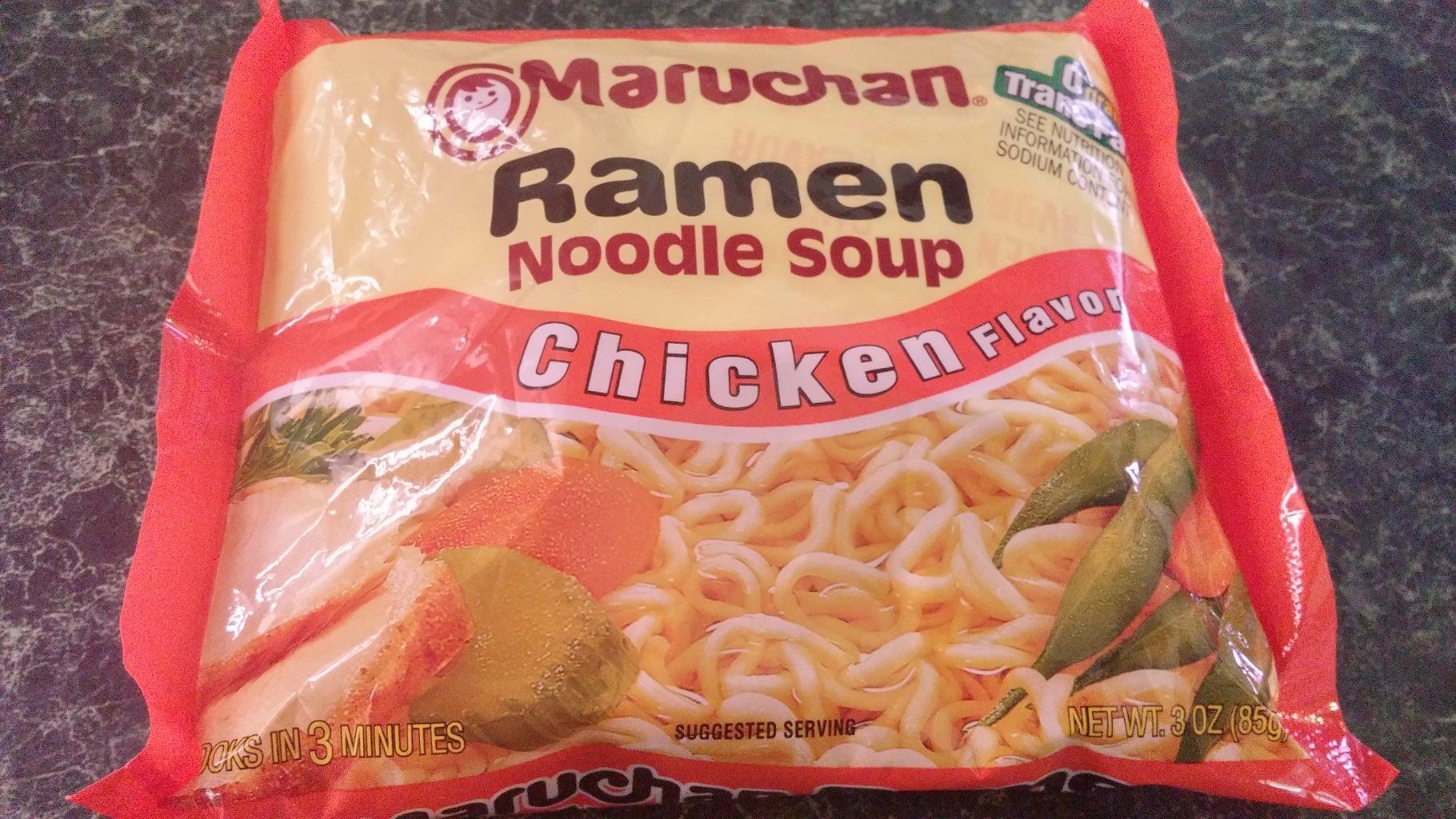 Prepare the Noodles