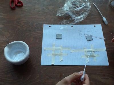 Prepare the DSSC Electrodes