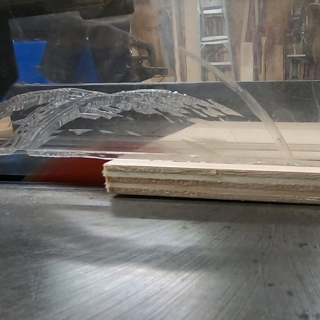 Cut Plywood to Width