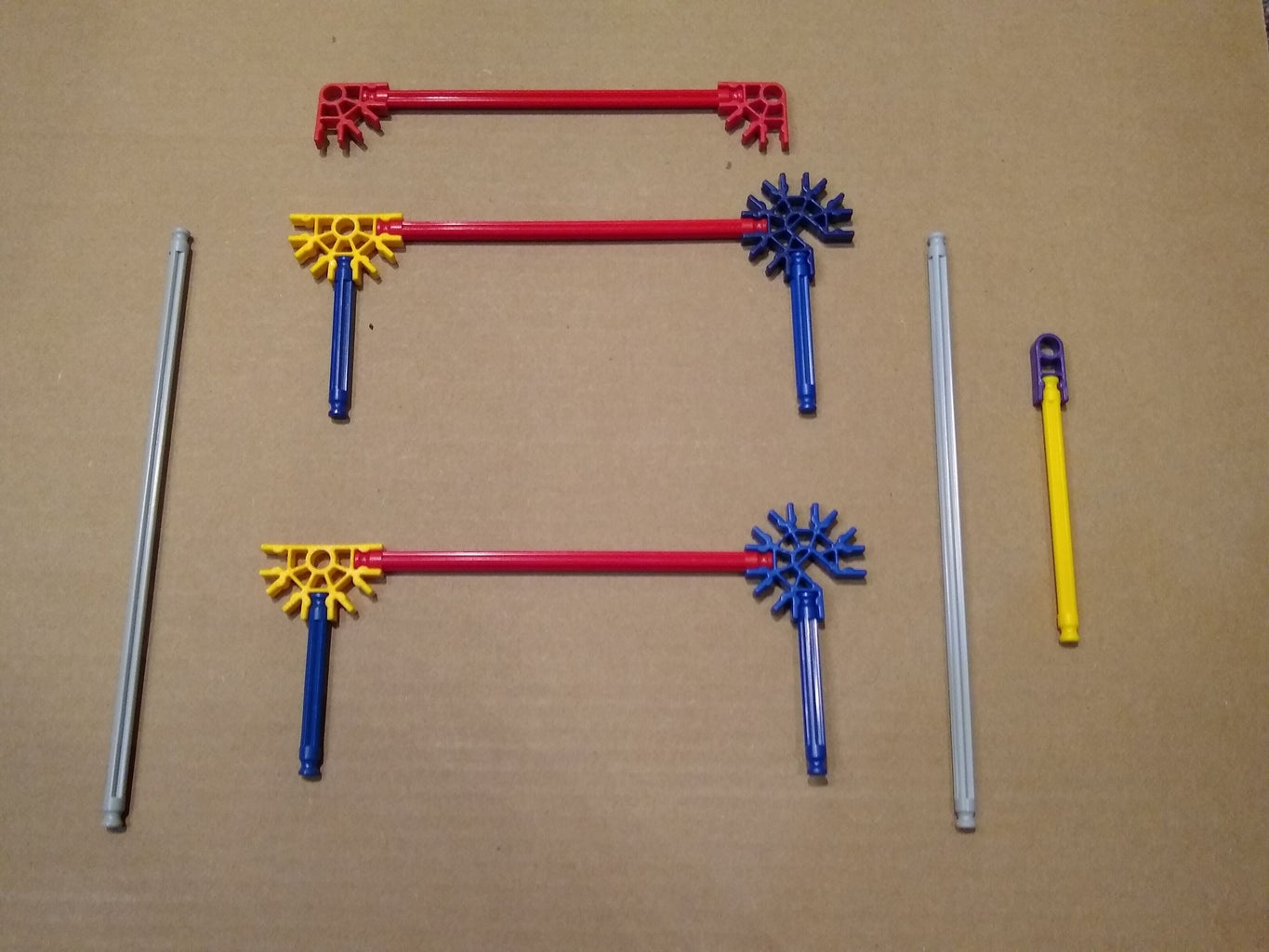 Build the Origami Support Frame