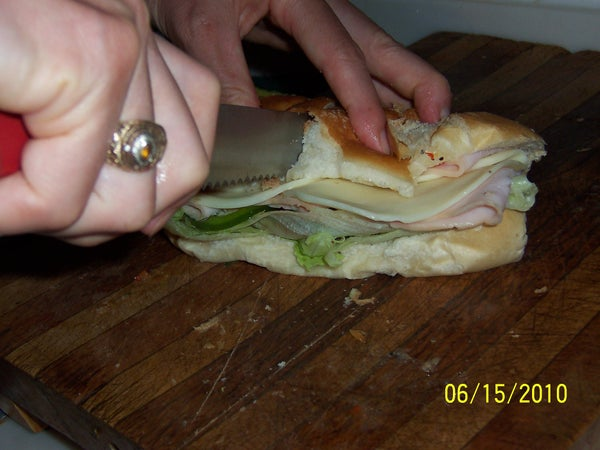 How to Make Subway Style Sandwich