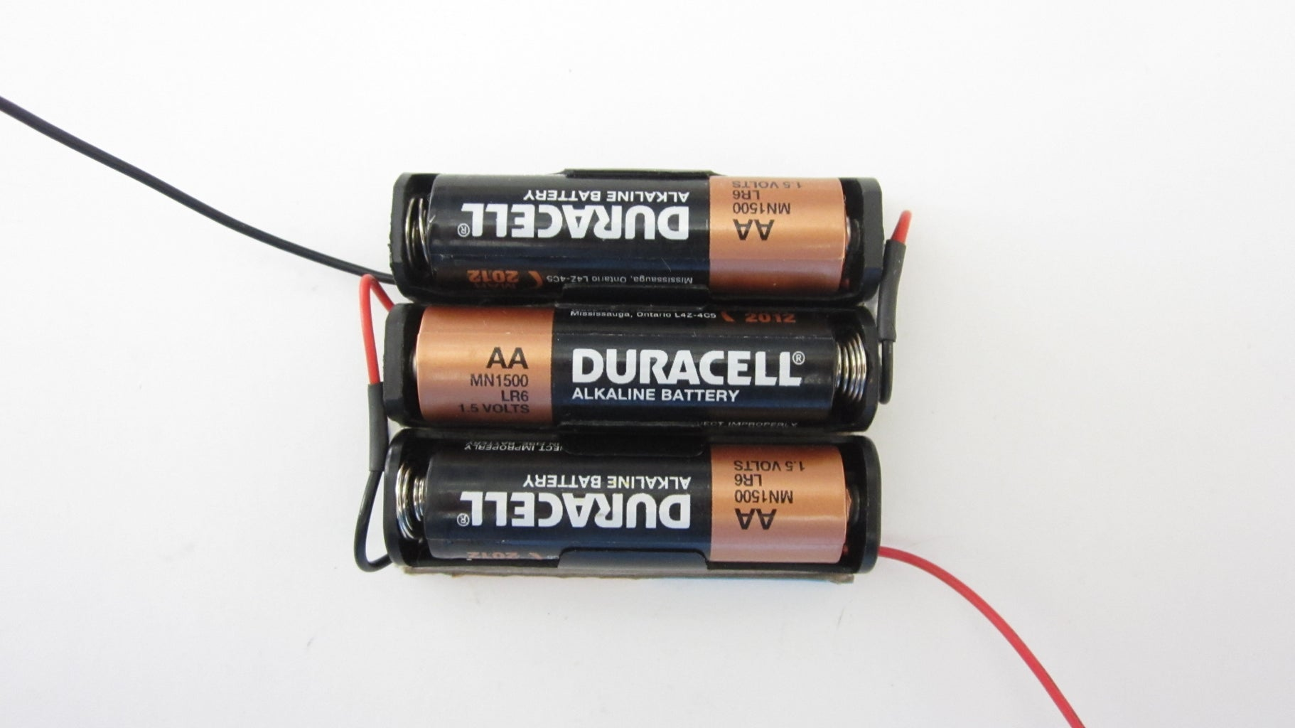Make a Simple Battery Pack