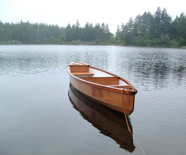 Two Canoes and a Crazy Idea