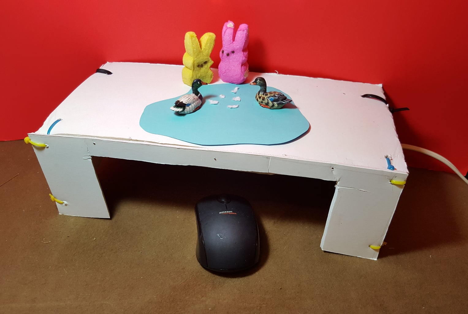 Plug It In, Heat Things Up, and Mouse House It Your Style!