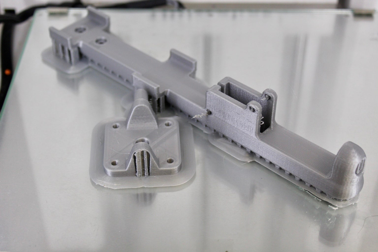 3D Printing the Tricopter Frame