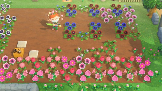How to Breed All Hybrid Flowers in Animal Crossing New Horizons