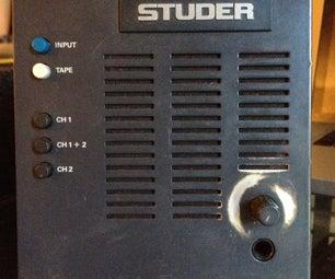 Studer Speaker DIY