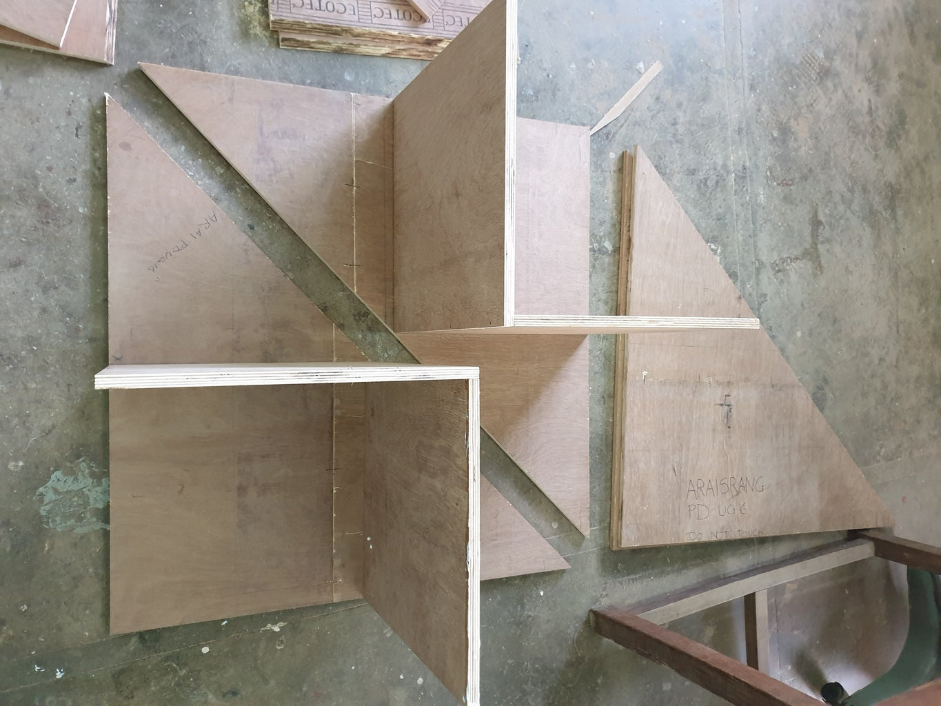 Planning and Joining the Pieces
