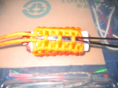 How to Make a Weaved Paracord Lighter Holder