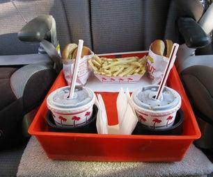 Backseat Caddy