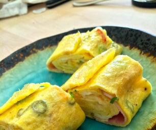 Egg Roll Omelet