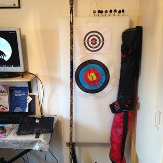 "Professional Blowgun and Dart - Pierce 1/2"" Plywood **Video**"