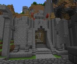 Minecraft Ult.Castle Walkthrough Part I