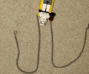 Interchangeable Lego Necklace
