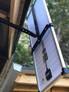 40W Solar Panel and Charge Controller