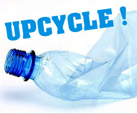 3 Upcycling Ideas for Plastic Bottles
