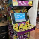 2-Player Stand-Up Retro Arcade