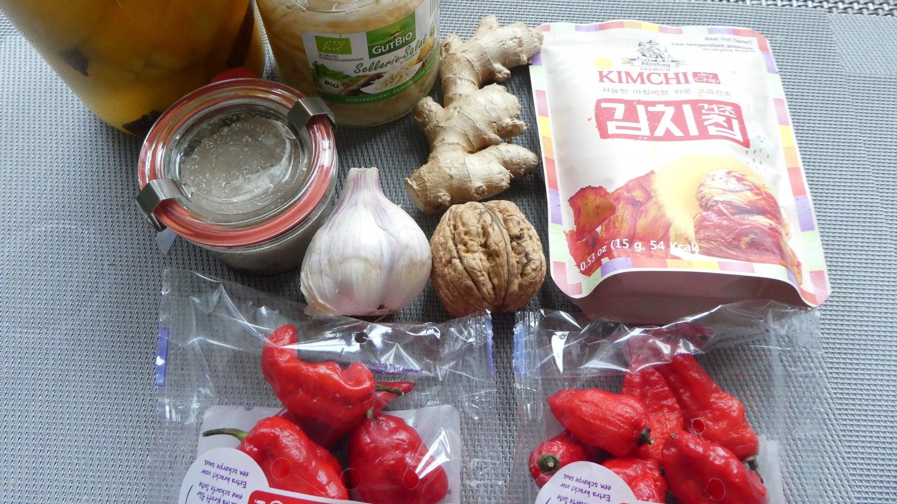 Jolokimchi Chili Sauce