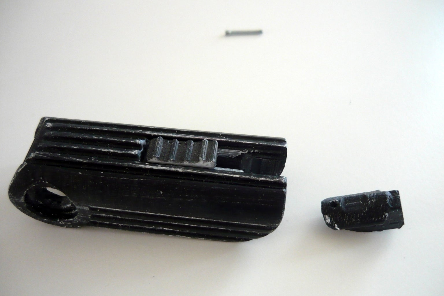 Assembly- Folding Foregrip