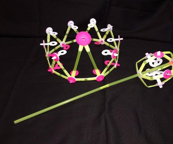 Strawbees Scepter