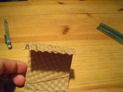 Fold the Bottom and Sides
