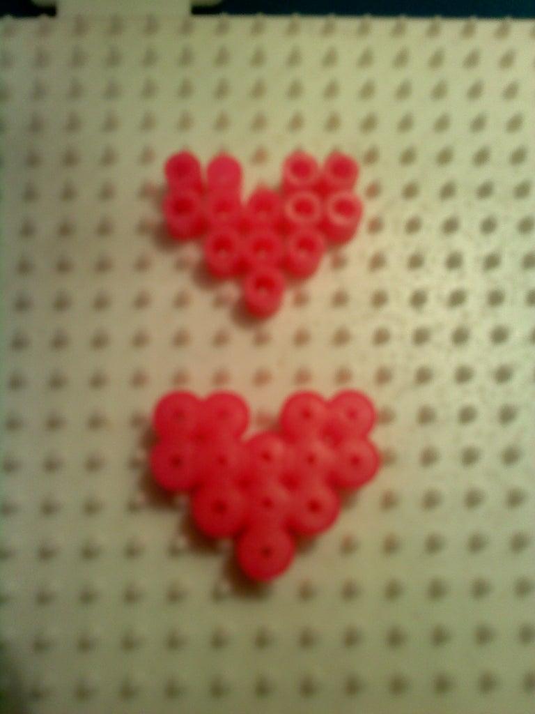 Make the Hearts.