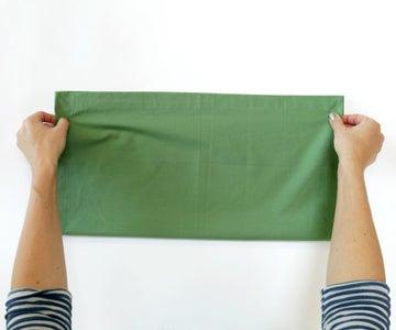 Fold the Napkin in Half