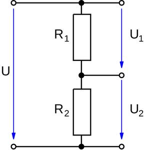Building the Voltage Divider