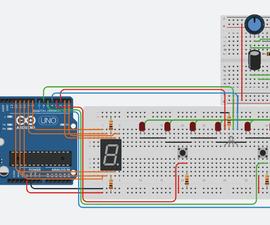 Arduino Colour Reaction Game