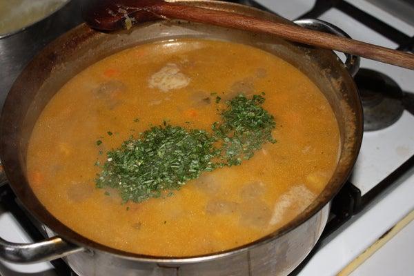 Czech Soup