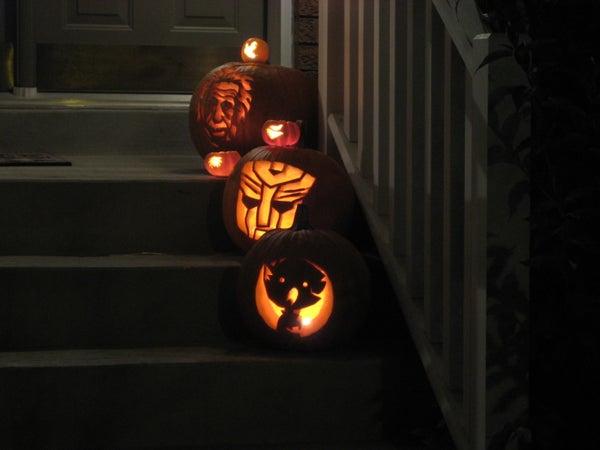 Flare-Up Pumpkin