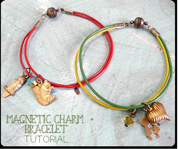 Magnetic Charm Bracelet