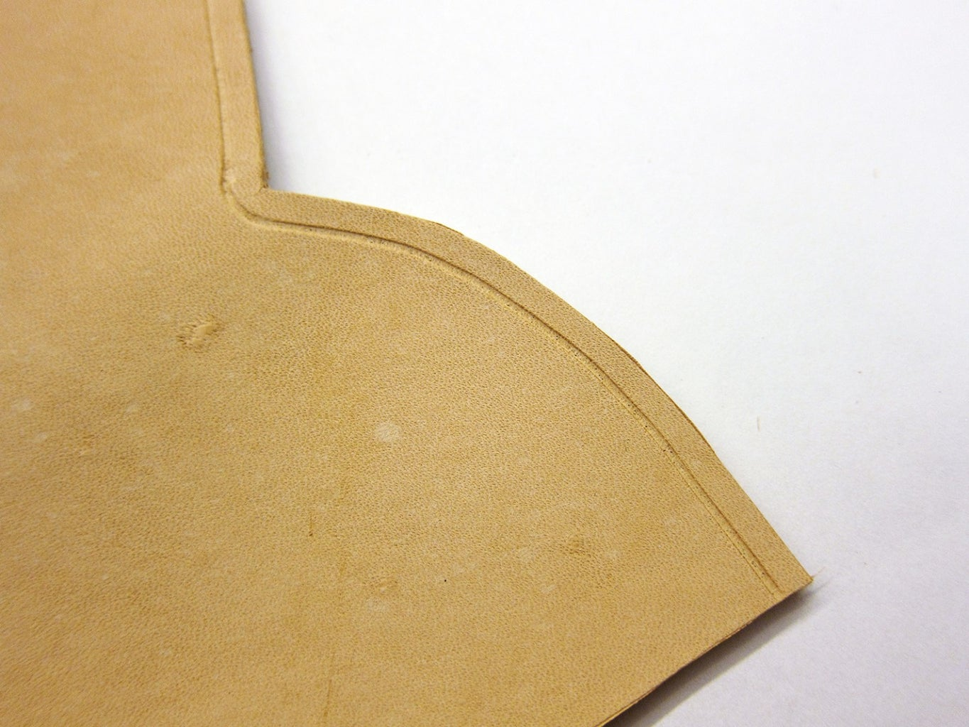 Make Stitching Grooves