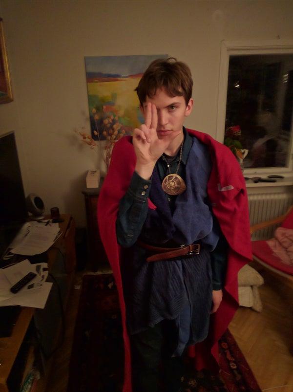 Doctor Strange Movie Cosplay